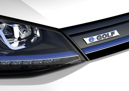 Kontraste in der Front, Foto: VW
