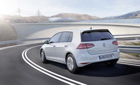 Der neue Volkswagen e-Golf, Foto: VW