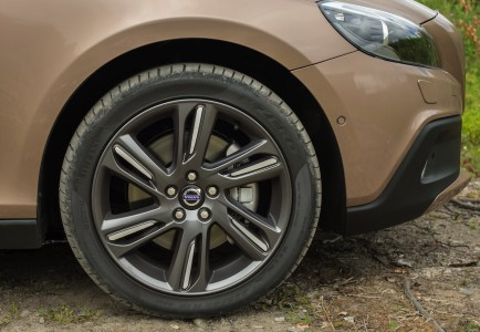 Volvo V40 Cross Country - stylische Felgen, Foto: Volvo