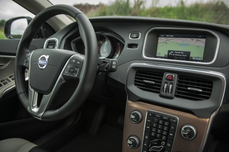 Volvo V40 Cross Country Cockpit, Foto: Volvo
