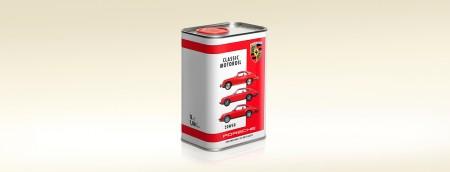 Eigens angemischte Öle für Porsche Klassiker - Foto: Porsche