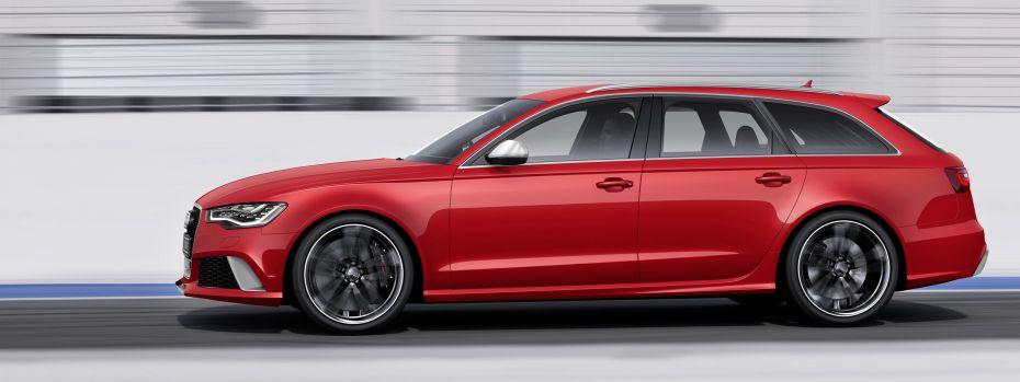 Audi RS6 Avant, Foto: Audi