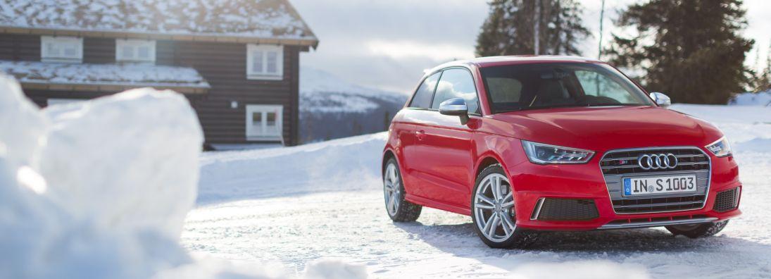 Audi S1, Foto: Audi