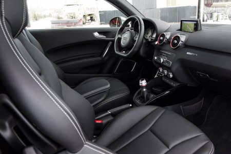 Audi S1 Interieur, Foto: Audi