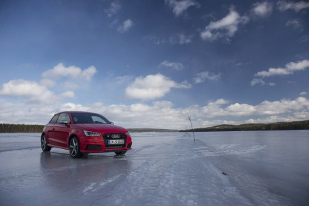 Audi S1 in Misanorot, Foto: Audi