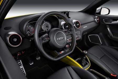 Audi S1 Sportback Innenraum, Foto: Audi