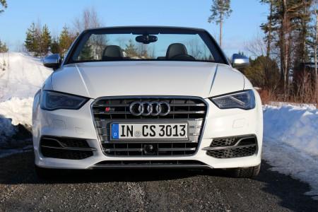 Audi S3 Cabriolet, Foto: Autogefühl