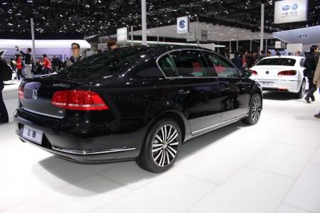 Volkswagen Magotan (Passat mit längerem Radstand), Foto: Autogefühl