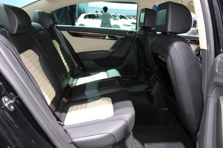 VW Magotan Interieur, Foto: Autogefühl