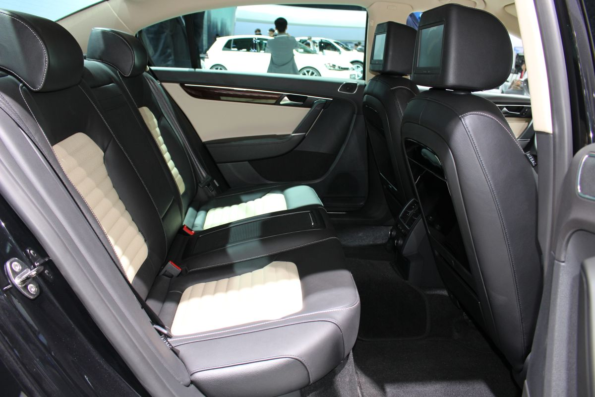 Volkswagen in China: Limousinen, Farben und Elektro | Autogefühl