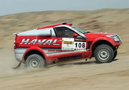 Haval Rallye-Auto, Foto: Haval