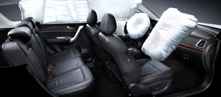 Haval H6 Sports Airbags, Foto: Haval
