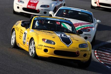 Mazda MX-5 im Motorsport, Foto: Mazda