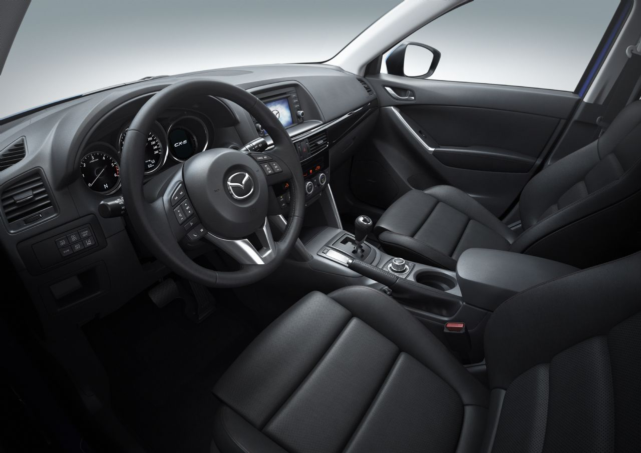 Mazda CX-5 Innenansicht, Foto: Mazda