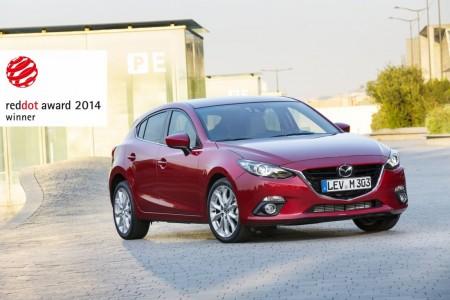 Mazda3 Designpreis-Gewinner, Foto: Mazda