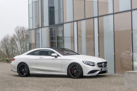 Mercedes-Benz S 63 AMG Coupé, Foto: Mercedes