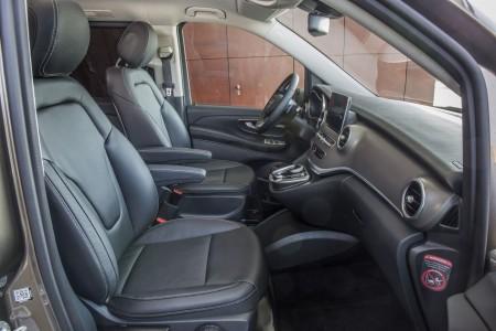 Mercedes V-Klasse Vordersitze, Foto: Mercedes