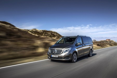 Mercedes V-Klasse, Foto: Mercedes