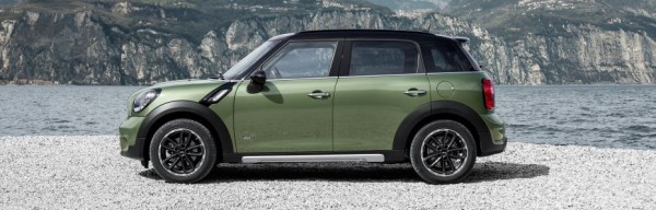 Mini Countryman Facelift, Foto: Mini