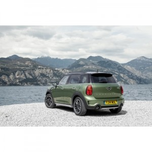 Mini Countryman Facelift in Jungle Green Metallic, Foto: Mini