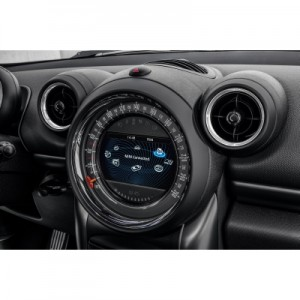 Mini Countryman Rundinstrument, Foto: Mini