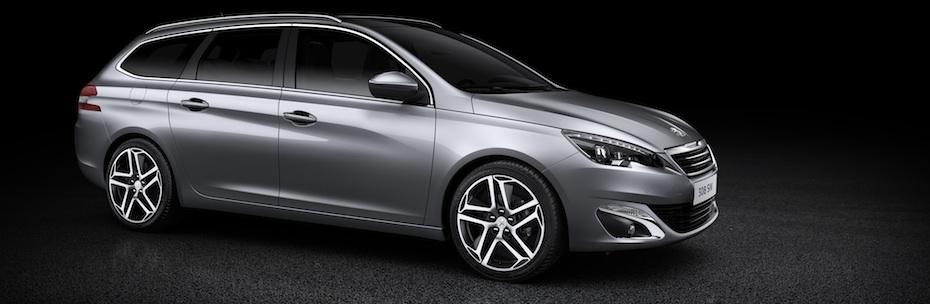 Peugeot 308 SW, Foto: Autogefühl