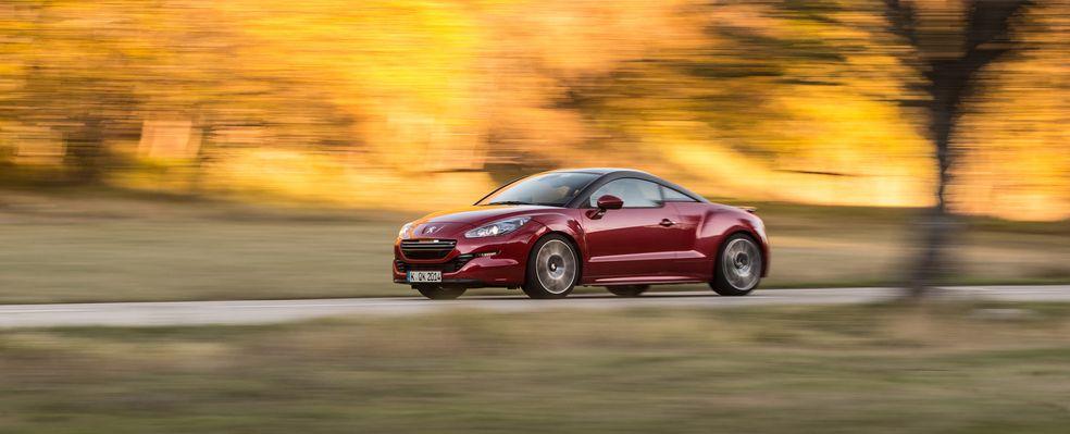 Peugeot RCZ R, Foto: Peugeot