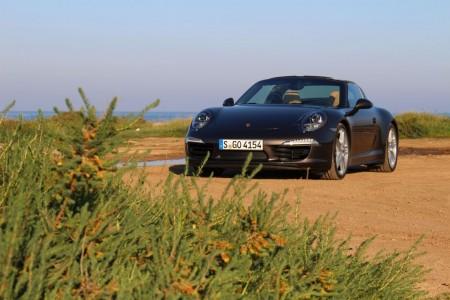 Porsche 911 Targa 4S, Foto: Autogefühl