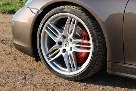 Porsche 911 Targa 4S 20-Zoll-Felgen, Foto: Autogefühl