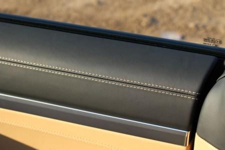 Porsche 911 Targa 4S Interieur, Foto: Autogefühl