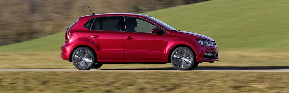 VW Polo Facelift, Foto: VW