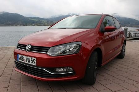 Volkswagen Polo in Sunset Red, Foto: Autogefühl