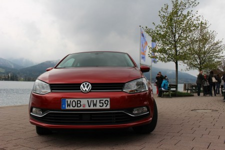 Volkswagen Polo in Sunset Red, Foto: Autogefühl