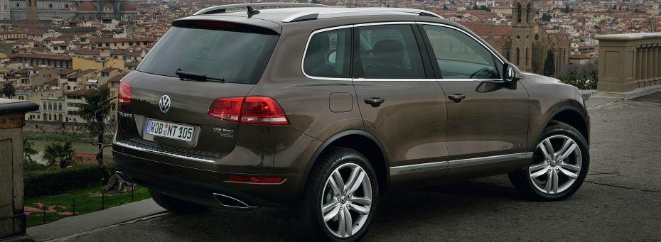 VW Touareg, Foto: VW