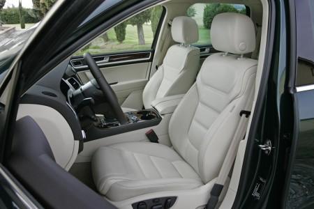 VW Touareg Sitze, Foto: VW