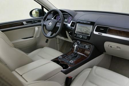 Volkswagen Touareg Interieur, Foto: VW