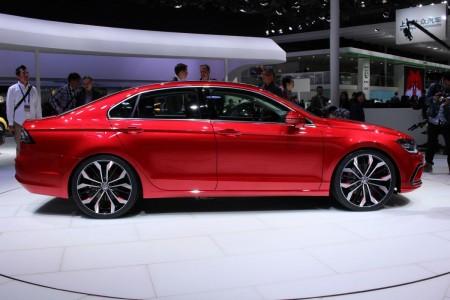 Volkswagen NMC Concept auf der Auto China 2014, Foto: Autogefühl