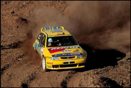 Auch im Motorsport setzte der Ibiza Duftmarken - Foto: Seat