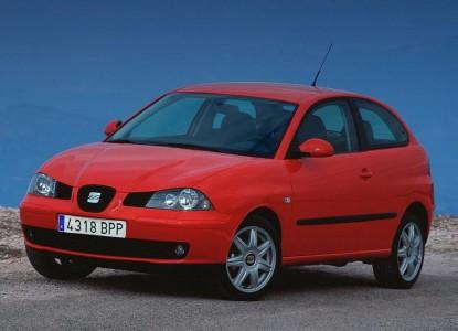 Seat Ibiza III: Mit neuem Markengesicht und leicht fülligeren Hüften - Foto: Seat
