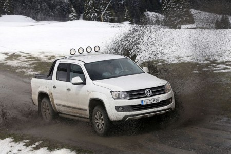 VW Amarok Canyon 4MOTION (Allrad), Foto: VW