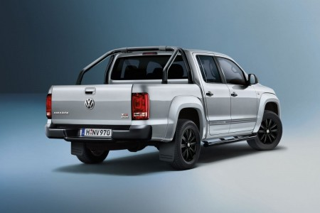 Amarok Sondermodell Dark Label, Foto: VW