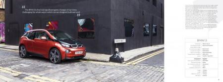 Sieger bei den Produktionswagen: der BMW i3 - Foto: Car Design News