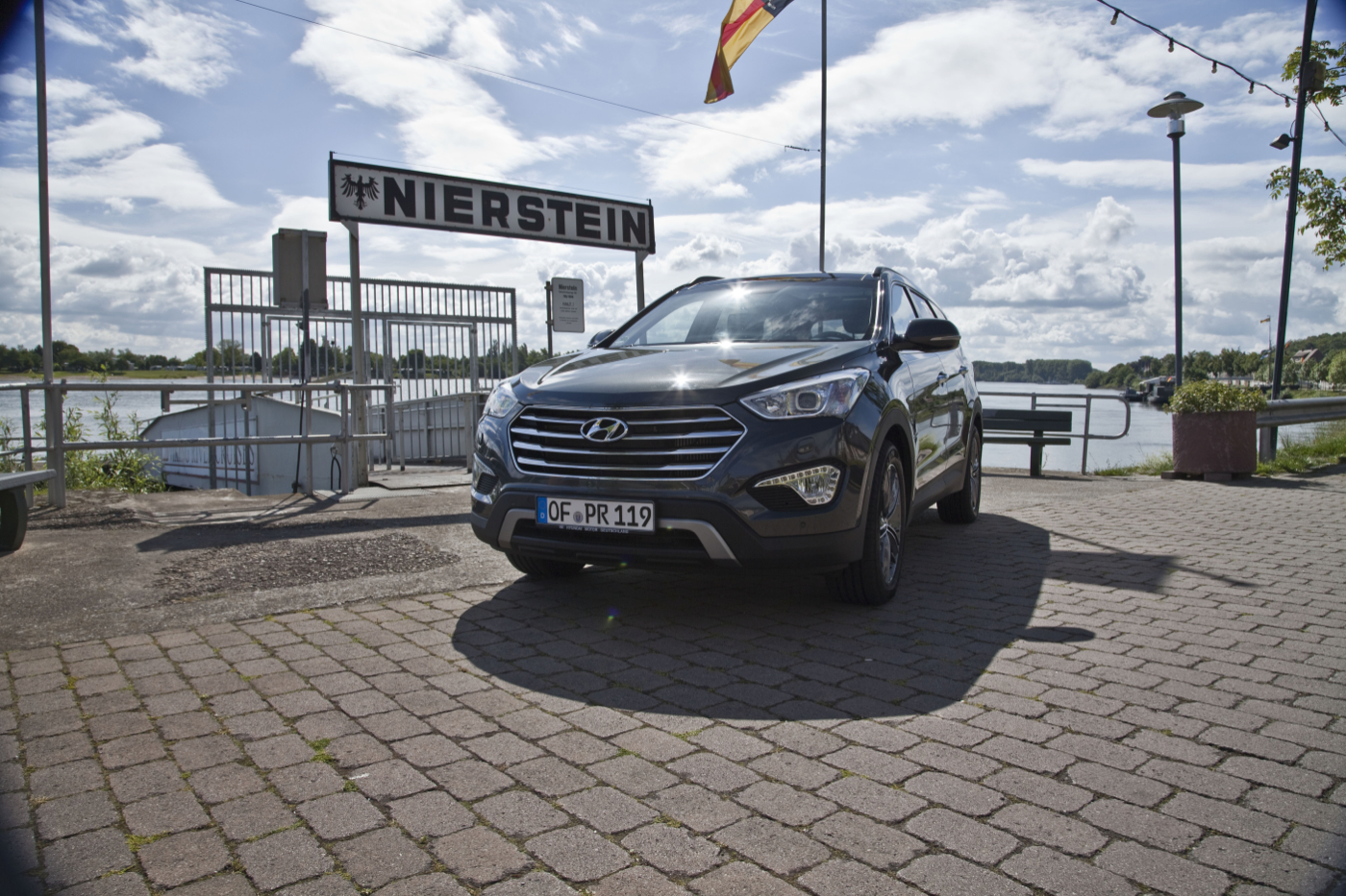 Hyundai Grand Santa Fe Foto: Thomas Blachetzki