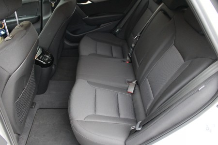 Hyundai i40 Kombi Fond mit viel Beinfreiheit, Foto: Autogefühl