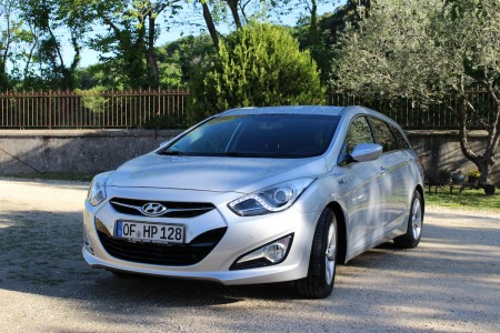 Hyundai i40 Kombi, Foto: Autogefühl