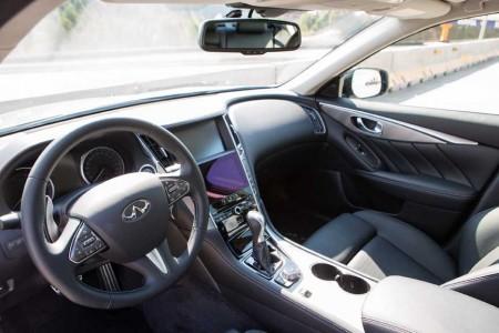 Infiniti Q50 Cockpit, Foto: Infiniti