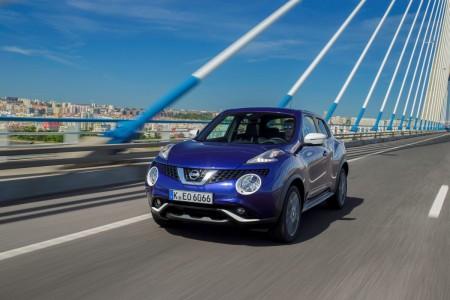 Nissan Juke, Facelift 2014, Foto: Nissan