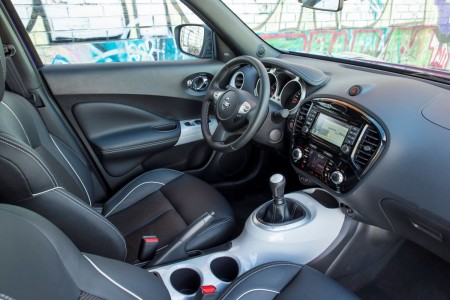 Nissan Juke 2014 Innenraum, Foto: Nissan
