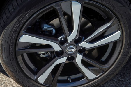Nissan Juke, Facelift 2014, Bi-Color-Felgen, Foto: Nissan