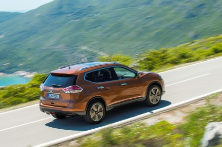 Neuer Nissan X-Trail, Modelljahr 2014, Foto: Nissan